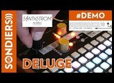 [SUPERBOOTH 2018] SYNTHSTROM AUDIBLE DELUGE - Demo