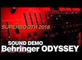 BEHRINGER ODYSSEY // SOUND DEMO // no TALKING