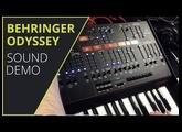 Behringer Odyssey Sound Demo Superbooth 18 (no talking)