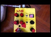 WMD Geiger Counter demo / tips