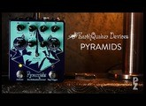 EarthQuaker Devices Pyramids Flanger Demo (in Mono AND Stereo - Headphones please)