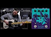Earthquaker Devices pyramids stereo flanging demo by martial allart