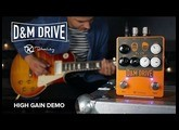 Keeley Electronics - D&M Drive - High Gain