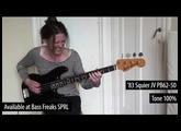 (www.BassFreaks.net) SOLD : Squier JV 1983 Black