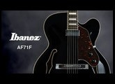 Ibanez AF71F Hollowbody Electric Guitar Review by Sweetwater