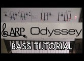 ARP Odyssey Bass Tutorial | MOOT POINTS