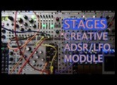 Mutable Instruments Stages \ Exploring The Module (No Talking)