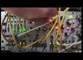 Mutable Instruments Stages and Marbles overmodulated 1