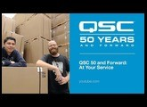 QSC 50 and Forward: At Your Service (French)