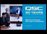 QSC 50 and Forward: The Power of Partnership (French)