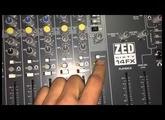 Allen & Heath zed60-14FX обзор на русском