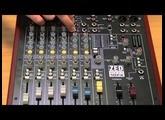 Allen & Heath : ZED60-14FX & ZED60-10FX USB Mixers Overview