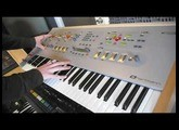 Hartmann Neuron - audio demo - textures and pads