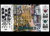 LIVE EURORACK SYSTEM DIARY #2: Basimilus Iteritas Alter/Mutable Branches