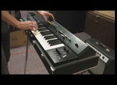 Yamaha SY-2 Demo - Vintage Synthesizer Monophonic Keyboard