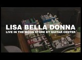 Lisa Bella Donna Live in the Moog Store by Guitar Center