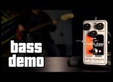Electro-Harmonix Hot Tubes Bass Demo
