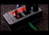 Electro Harmonix Hot Tubes Overdrive pedal: Tested with bass guitar