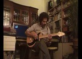 Gibson Marauder M 1 check Tone with Roland DAC 15 XD-Short Riff Black Dog Led Zeppelin
