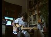 Gibson Marauder M1 check-tone riff :Thank You- Led Zeppelin