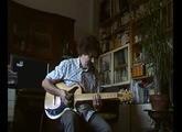 Gibson Marauder M 1 Check Tone Middle overdrive 2 riff Cocaine-E.Clapton