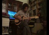 Gibson Marauder M 1 check Tone with Roland DAC 15 XD-Short Riff Cocaine E. Clapton