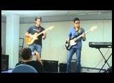 AKFG - 新しい世界 (Atarashii Sekai) Guitar + Bass Cover