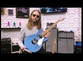 Ernie Ball Music Man: Valentine Tremolo with James Valentine at NAMM 2018