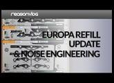 Europa Refill update   Noise Engineering   Site stuff