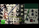 RYO Optodist VC Distortion VCA Eurorack Module