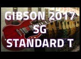 Gibson 2017 SG Standard T - Review & Demo