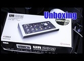 Steinberg UR28M Audio Interface Unboxing