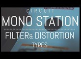 Filter Types - Circuit Mono Station