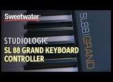 Studiologic SL88 Grand Keyboard Controller Review