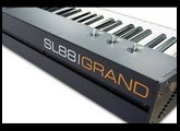 StudioLogic SL88 Grand piano keyboard controller - initial intro / first impressions