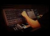 (Matrixbrute) - Dark Industrial (11/16 Meter Step Sequencing)