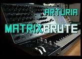 Arturia Matrixbrute // 001 - 16 Presets