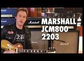 Marshall JCM800 Reissue 2203