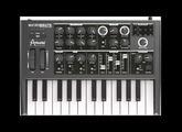 Arturia MicroBrute Moogish Sound Demo Part 2