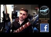 Test : guitare IBANEZ RGRT 621 DPB