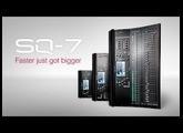 Introducing SQ-7 – a 33 fader 96kHz mixer from Allen & Heath