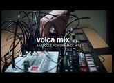 KORG volca mix - ANALOGUE PERFORMANCE MIXER
