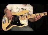 Bass Club Chicago Demos - Mike Lull M5V 5 string Jazz