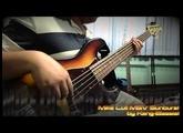 Mike Lull M5V Sunburst by Keng-Bassist