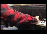 Test isolation piano à queue - HDS Cabines