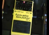 Demo Boss AC-3 Acoustic Simulator
