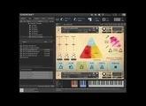 inouï samples - Harmonic Triangles - Walkthrough