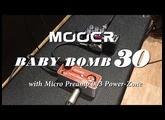 Mooer Baby Bomb 30W Power Amp