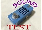 Mooer Graphic G test sound
