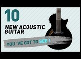 Esp Acoustic Guitars, Top 10 Collection // New & Popular 2017
